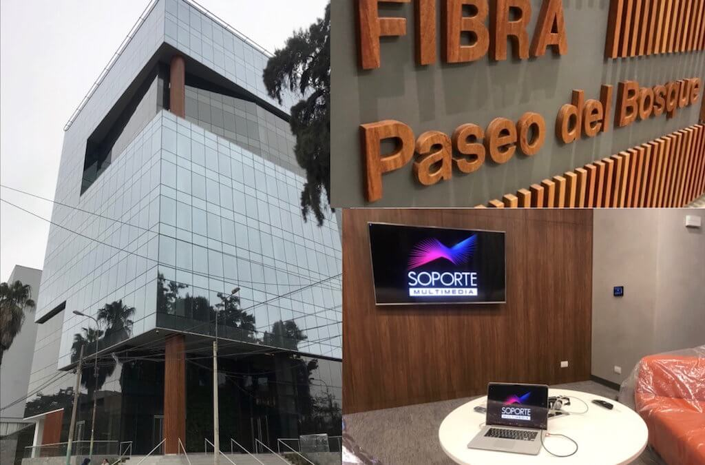 Edificio FIBRA Paseo Del Bosque