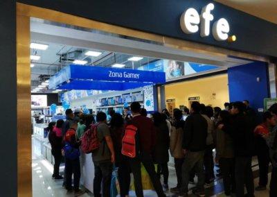 Tiendas EFE – C.C. Mall del Sur