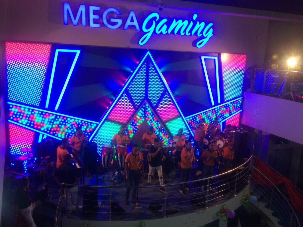 Casino Mega Gaming